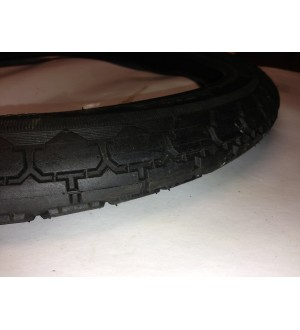 20 x 2 1 3/4 Butcher Bike Tyre RARE!