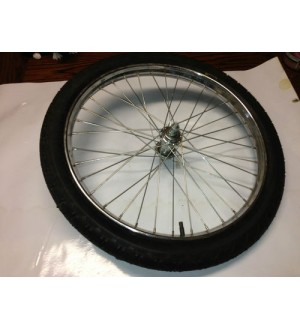 20 x 2 1 3/4 Westwood Rim Wheel Butcher Bike RARE
