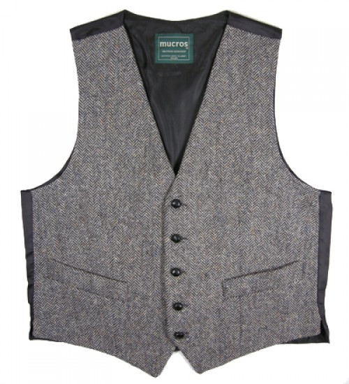 High Nelly Tweed Vest Style 2