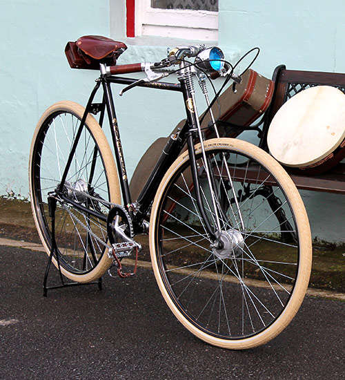 The Irish Rover Bikes