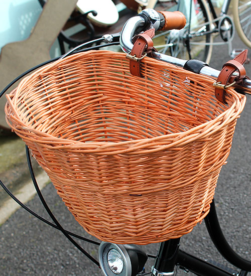 Wicker Basket  Medium