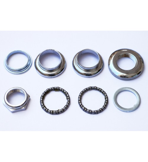 Headset Bearing & Carriers Complete Set European