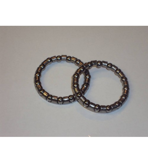 Headset (Forks) Bearings Pair caged