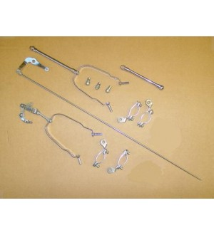 Rod Brake Set Complete Side Pull