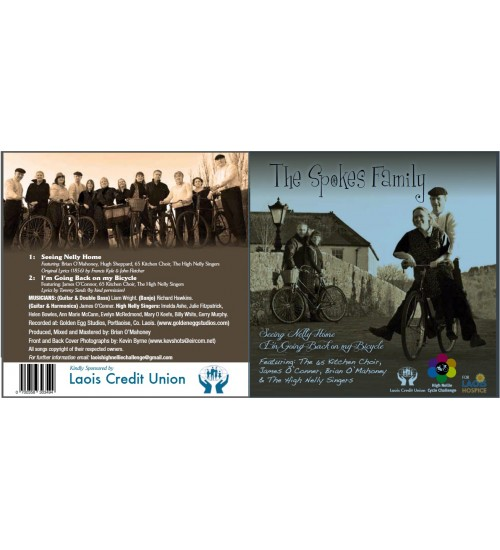 The Spokes Family CD For Charity