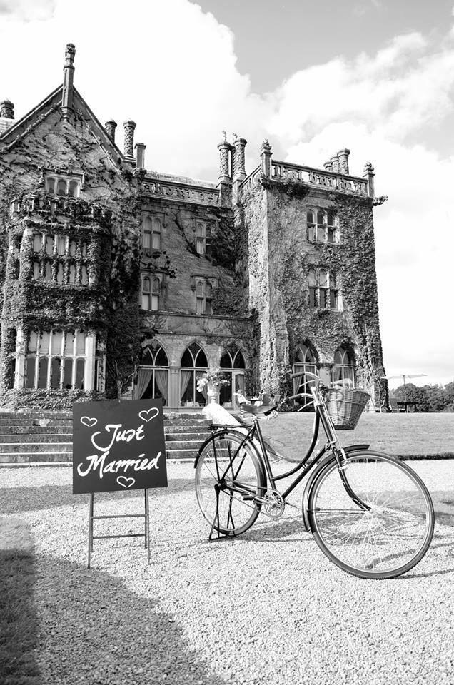 Vintage Wedding Bike Hire