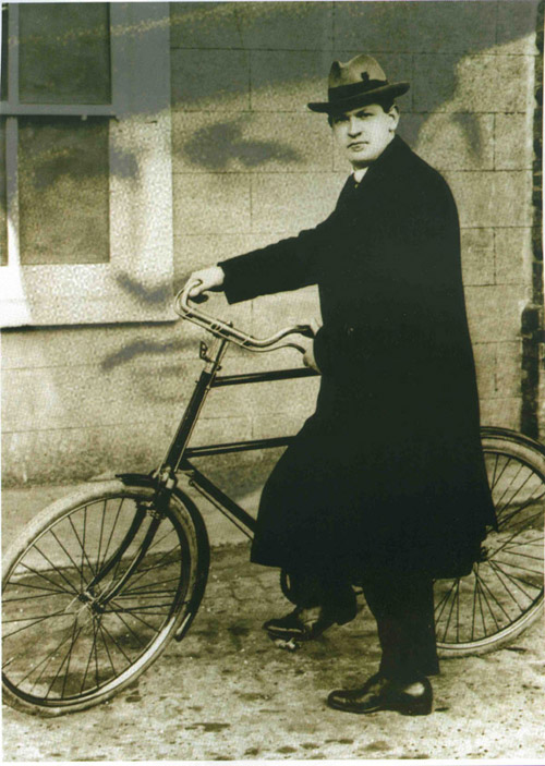 Michael Collins Bicycle