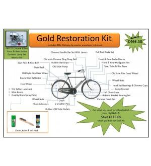 Gold Restoration kit