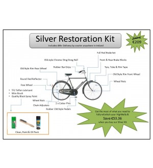 Silver restoration kit