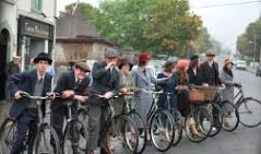 Vintage Bike & period Prop Hire Ireland