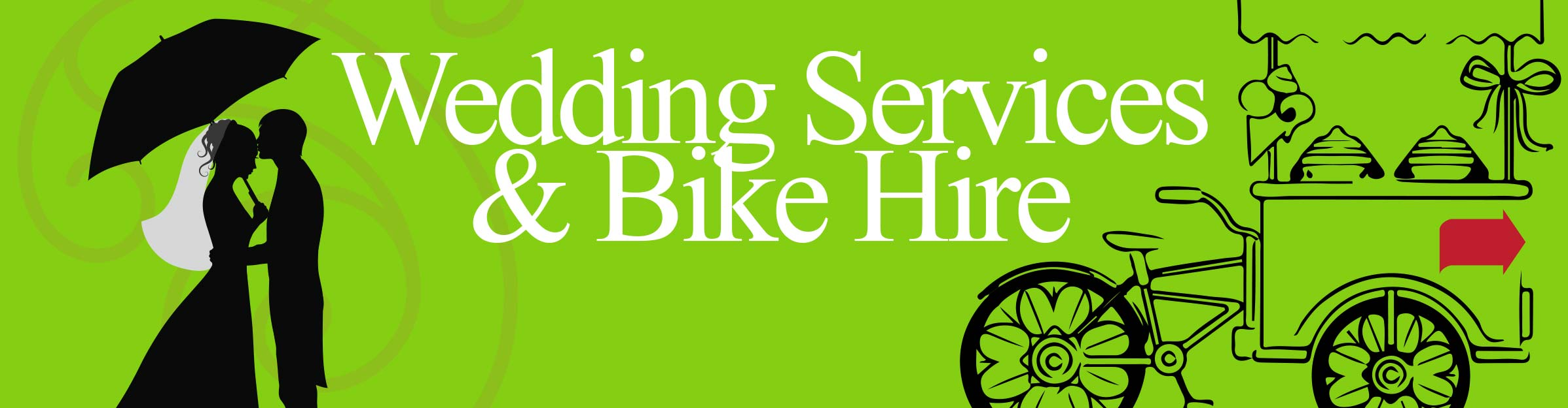 Wedding Bike Hire Services Ireland
